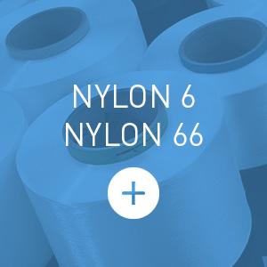 Fibras Nylon 6 y Nylon 66