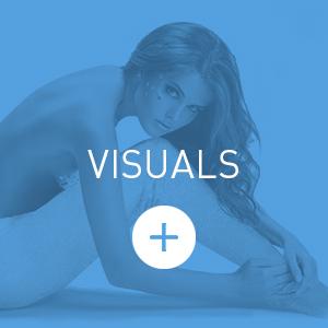 Visuals Nylon Fibers
