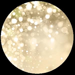 Efecto metalizado dorado Lumine